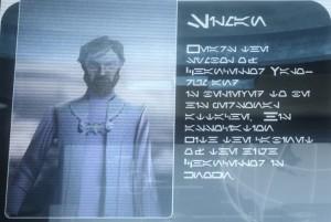 Silman, asistente del ex canciller Valorum. será una pieza clave en la creación del ejercito clon de la República.