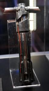 Ren's lightsaber (Picture: Albert L. Ortega/Getty Images)