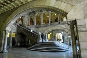 Imagen del Palau de Justícia de Barcelona sede del TSJC. Imagen elmundo.es