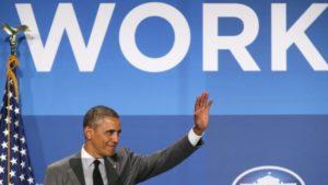 Obama no tuvo suerte en sus intentos por establecer la licencia no remunerada.