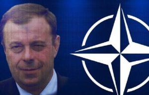 Yves Chandelon, auditor general de la Organización del Tratado del Atlántico Norte, OTAN. Imagen: Sputnik Türkiye