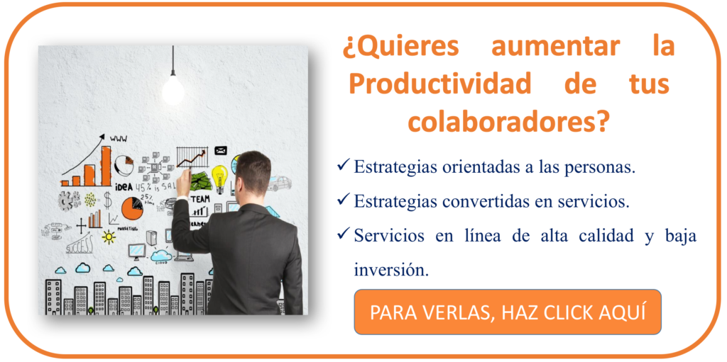 Aumentar la productividad de los colaboradores