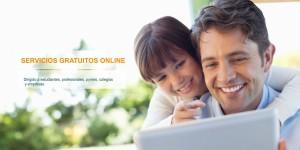 Servicios onlines