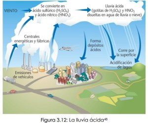 3 6 La lluvia ácida Introducción a las ciencias