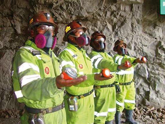Mineria y salud