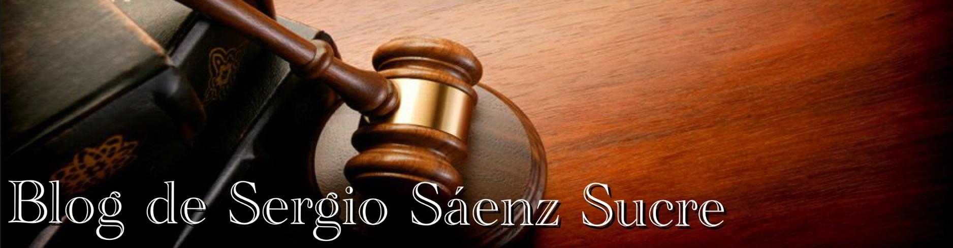 Blog de Sergio Sáenz Sucre