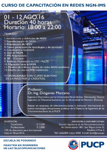 Curso Redes NGN-IMS_001