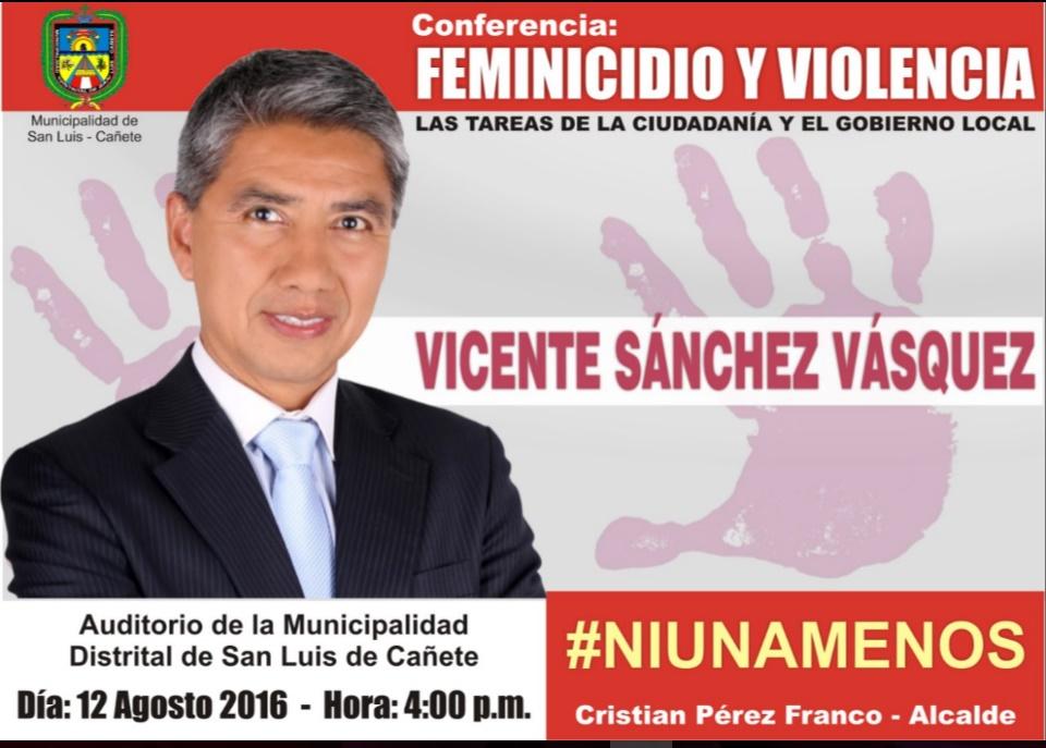 #Feminicidio