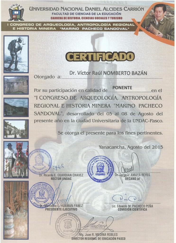 Teoría de la interculturalidad | Víctor R. Nomberto, Doctor en ...