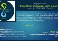 Participación de la Dra. Nicole Bernex  en la octava edición del Foro Mundial del Agua (Brasilia, 2018)