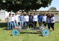 Humanidades Interdisciplinarias: Participación del alumno Francisco Meléndez en el equipo ganador de NASA Human Exploration Rover Challenge 2018