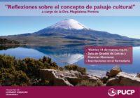 Hacia las Humanidades Interdisciplinarias: Reflexiones sobre el concepto de paisaje cultural