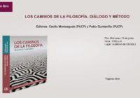 """Presentación del libro """"Los caminos de la Filosofía. Diálogo y método"""" [video]"""