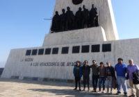 Aula Itinerante BICENTENARIO:  Estado, memoria y sociedad contemporánea en Ayacucho y Lima