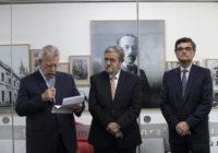 """Inauguración de la Sala """"Raimundo Morales de la Torre"""" (H104) [fotos y video]"""
