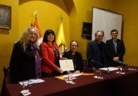 Incorporación de la profesora Claudia Rosas a la Academia Nacional de la Historia [fotos]