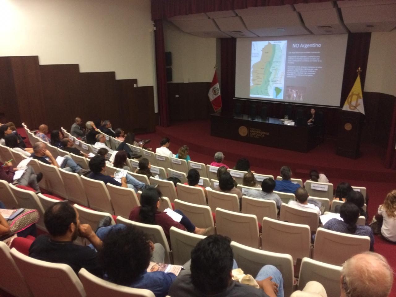 """Conferencia internacional: """"¿Rupturas en el (del) patrimonio cultural peruano? Aproximaciones locales, estatales y regionales"""" [fotos y videos]"""