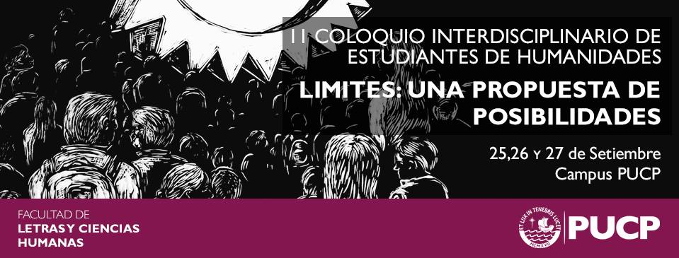 Convocatoria de sumillas: II Coloquio Interdisciplinario de Estudiantes de Humanidades [video]