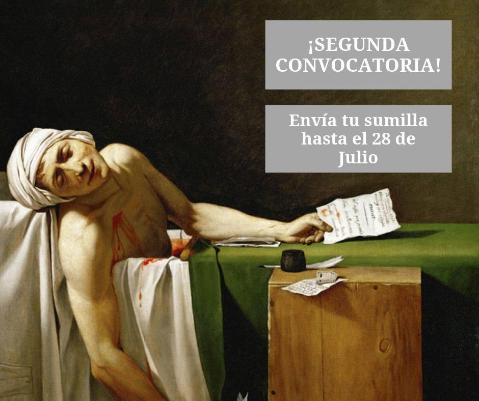Envío de sumillas (segunda convocatoria): II Coloquio Interdisciplinario de Estudiantes de Humanidades