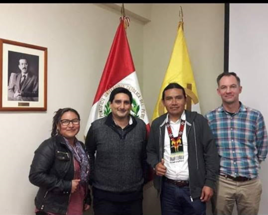 Conversatorio sobre la familia lingüística jíbara