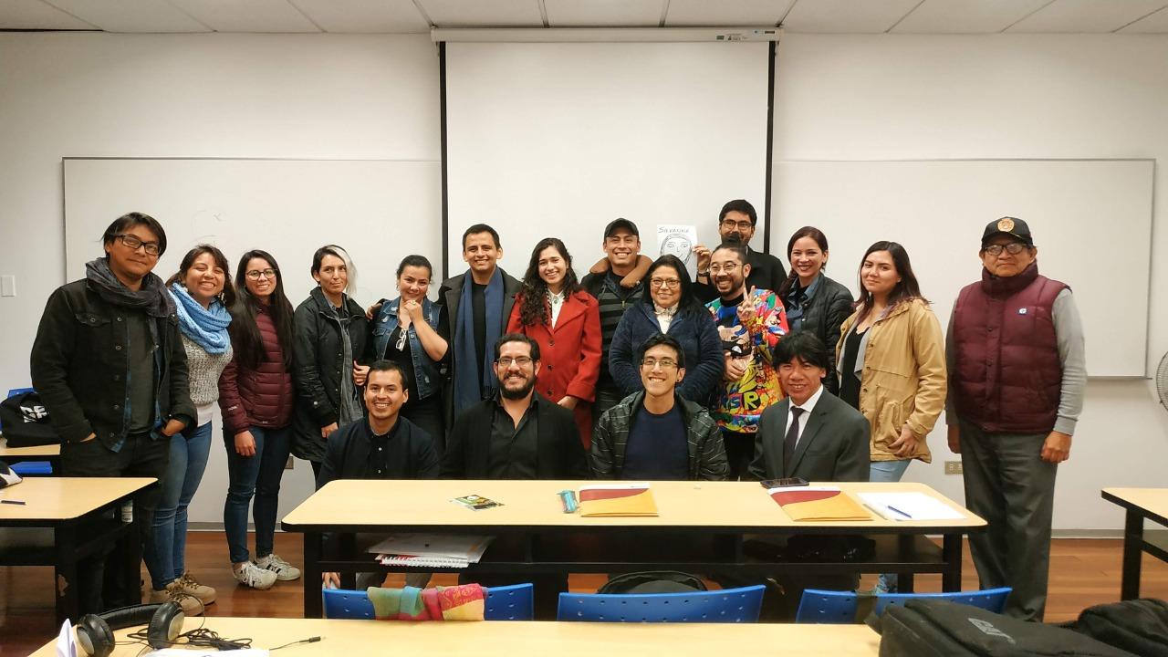 Curso-taller: Emprendimiento de negocios culturales [fotos]