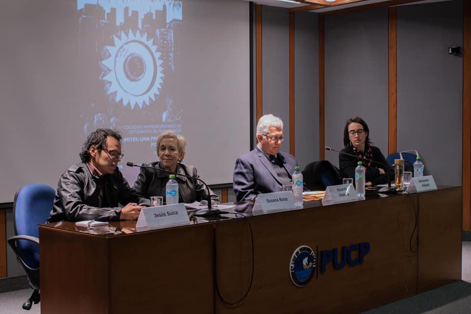 II Coloquio Interdisciplinario de Estudiantes de Humanidades [fotos]