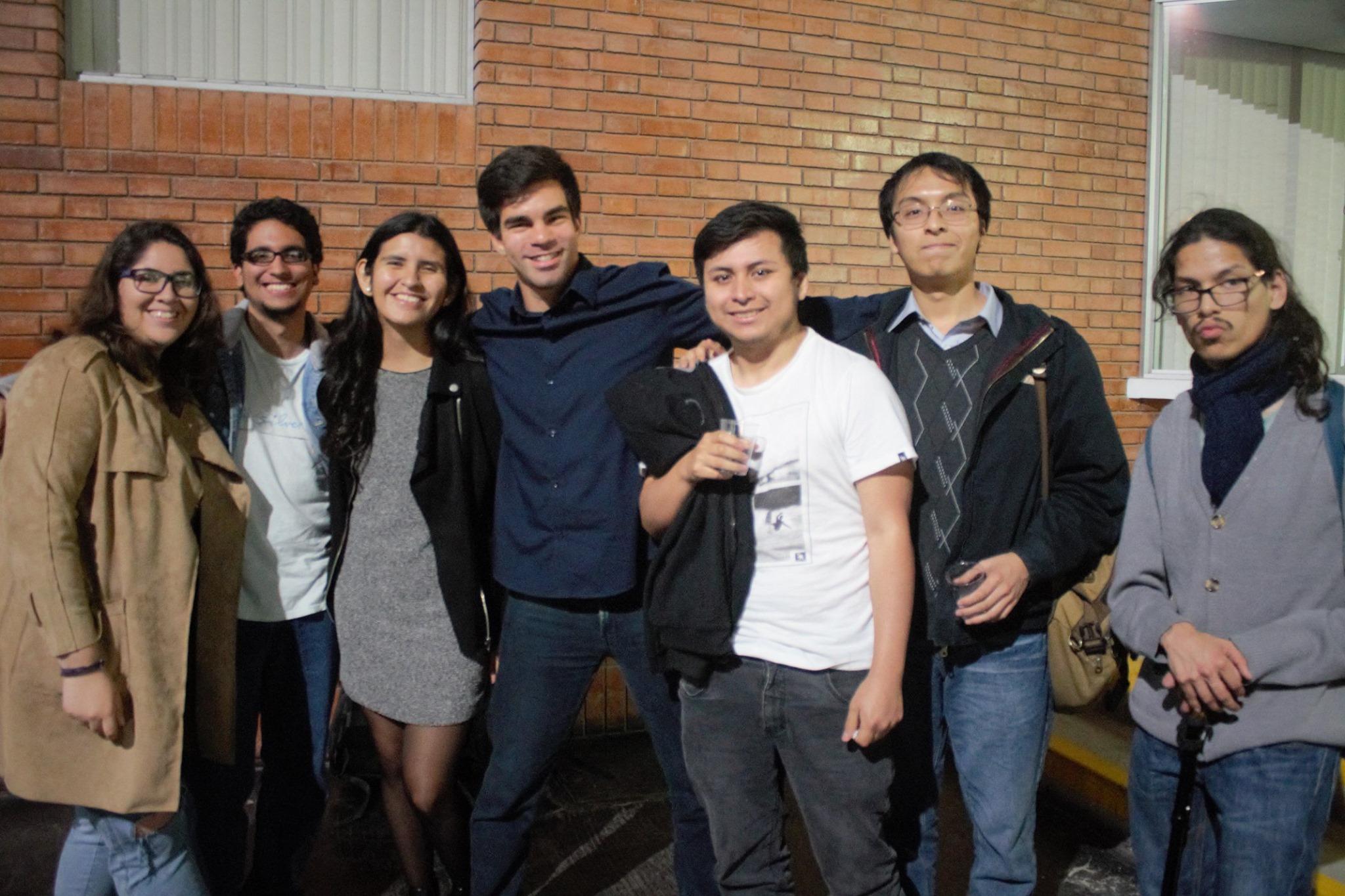 XXIX Coloquio de Estudiantes de Historia [fotos]