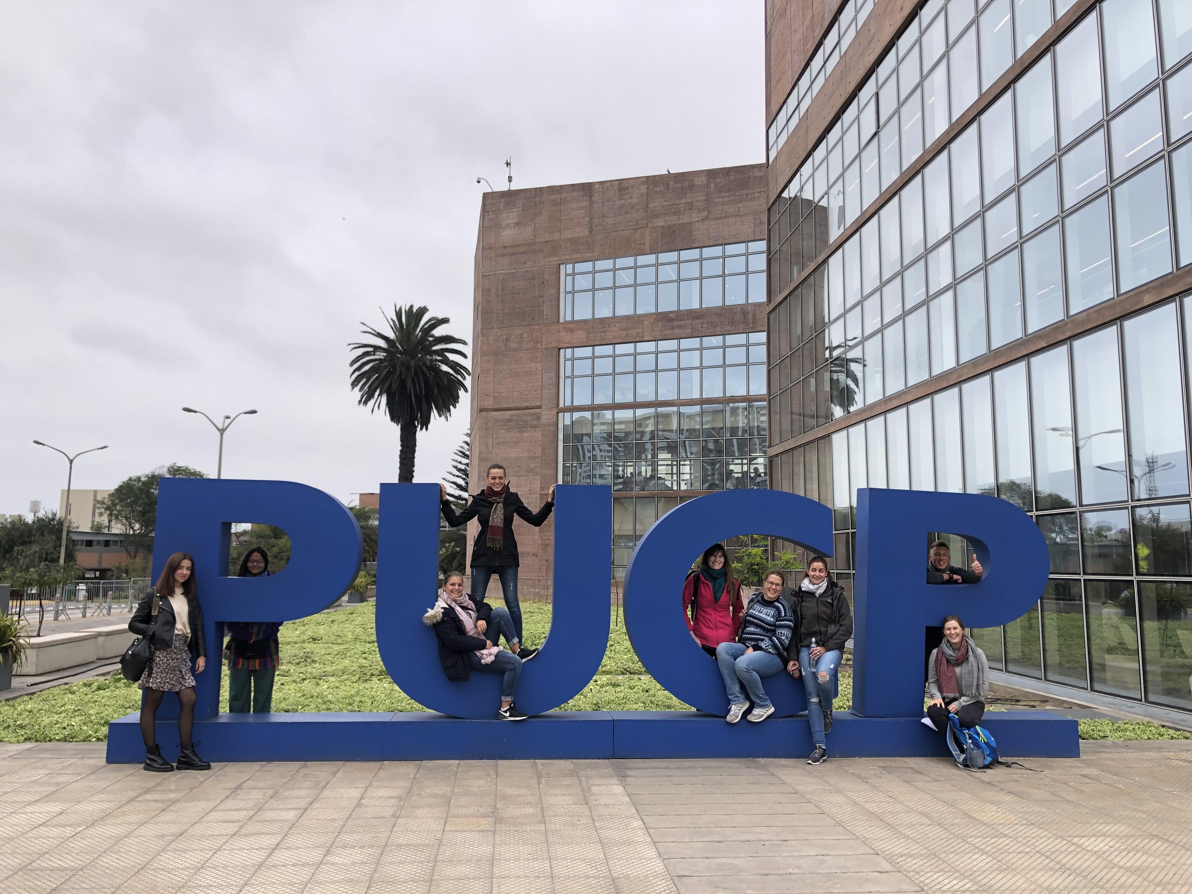 Programa de Español para Estudiantes Extranjeros (PREX): cursillo para Universidad de Mainz [fotos]