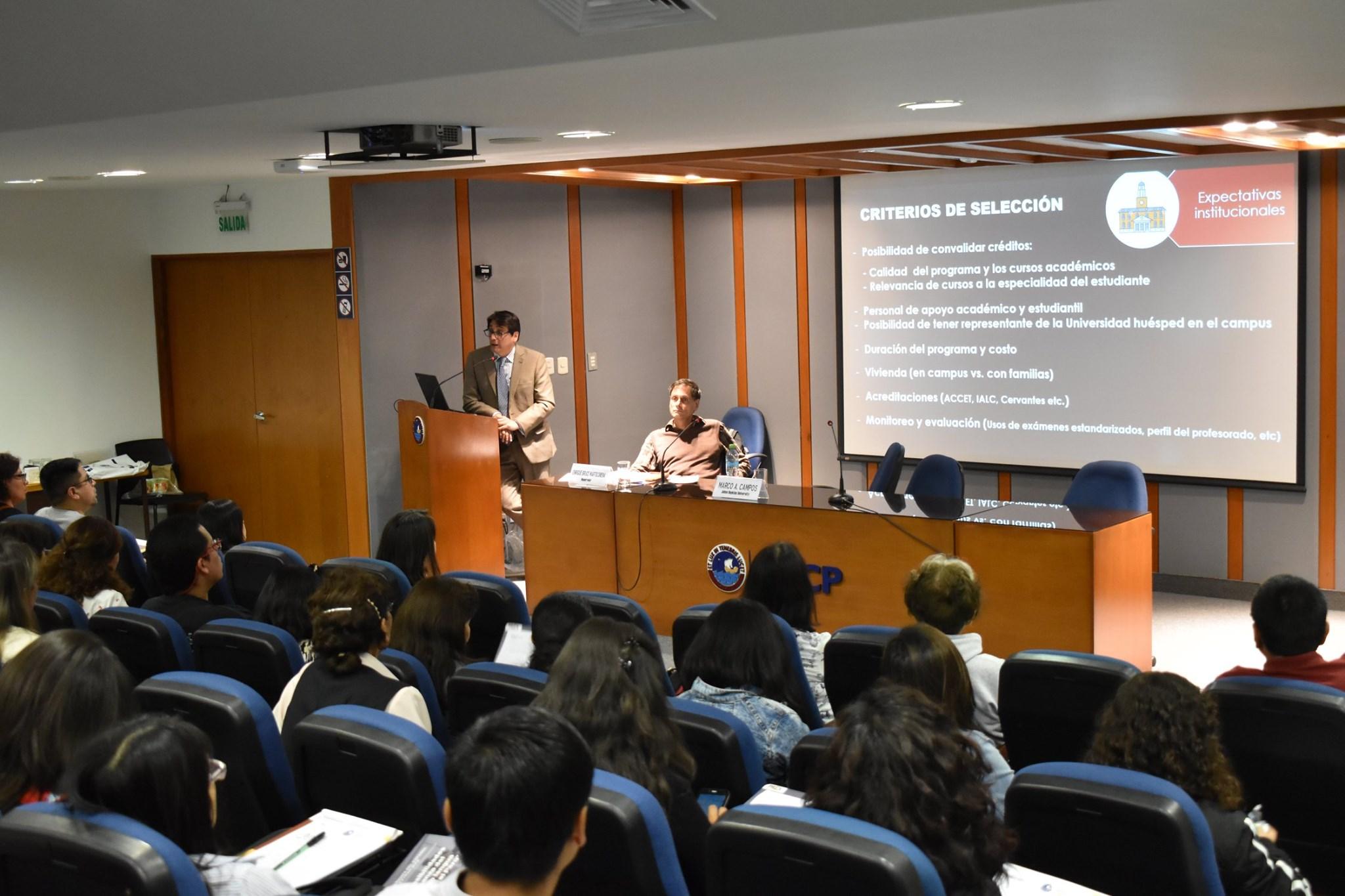 I Encuentro de Enseñanza del Español como Lengua Extranjera [fotos y videos]