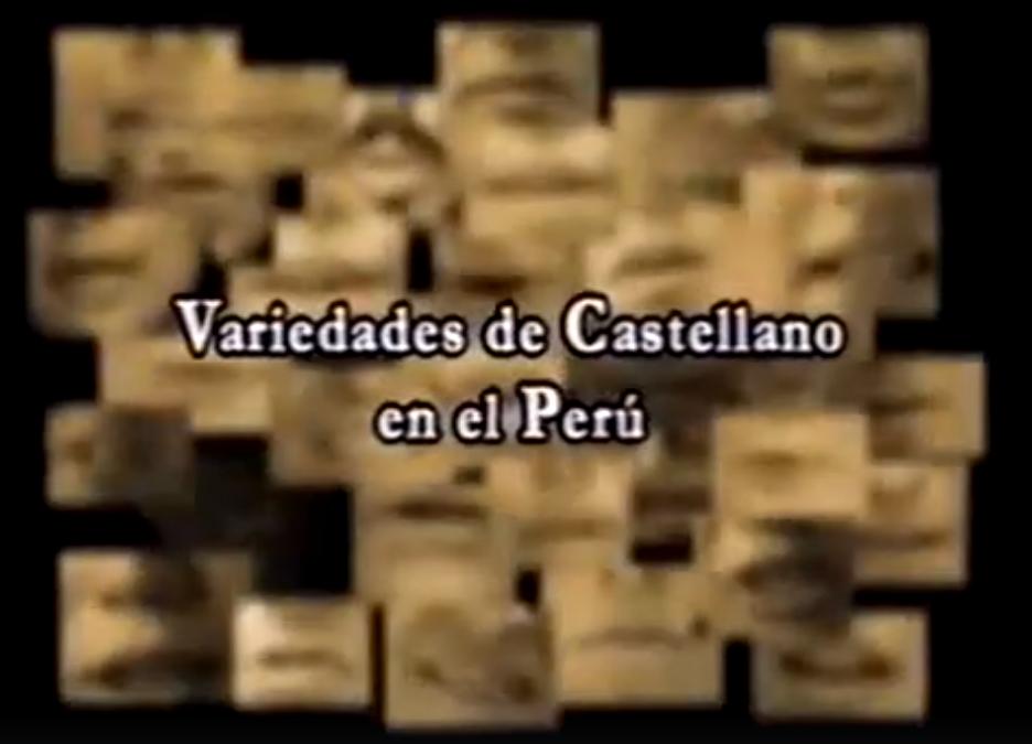 Pronunciamiento a la opinión pública sobre los castellanos del Perú