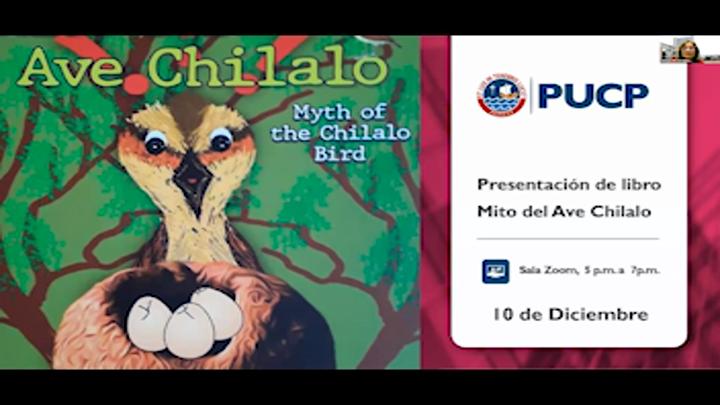 """Especialidad de Trabajo Social: Presentación del libro """"Mito del Ave Chilalo"""" [video]"""