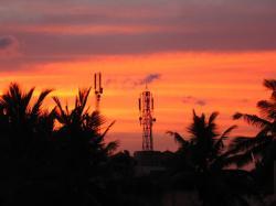 Torres de estaciones móviles