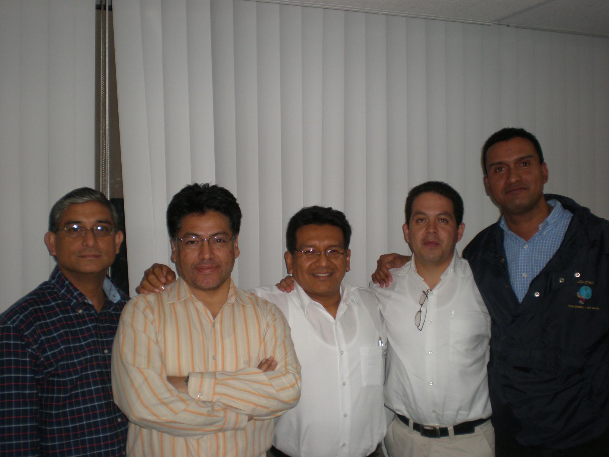 Soporte Tecnico 2008