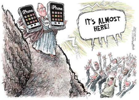 El iPhone está por llegar