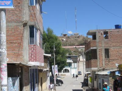 Calle de Huaytará