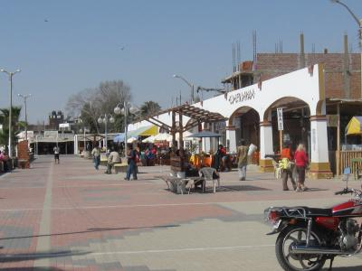 Malecón de Paracas