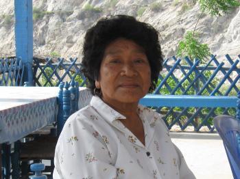 Sra. Crecencia Vicente