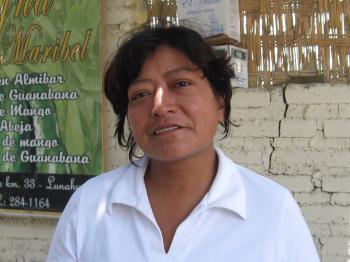 Sra. Iris Luyo