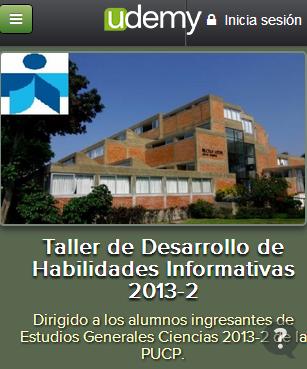 Taller de Habilidades Informativas 2013-2
