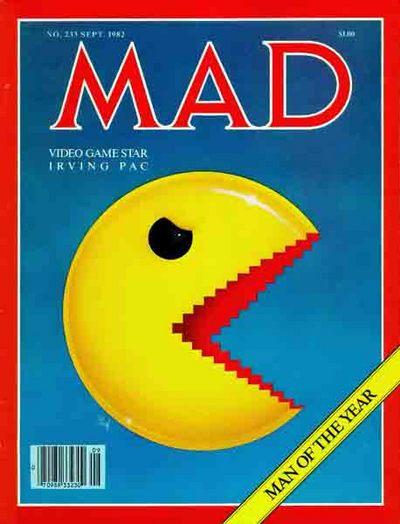 MAD 1982 - Pacman