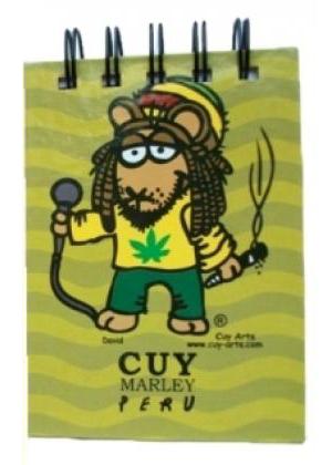 Cuy Marley - Minilibreta