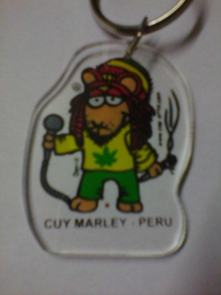 Cuy Marley - Llavero
