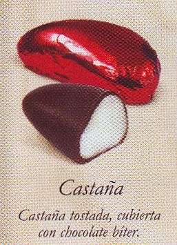 Bombones La Ibérica - Castaña