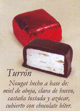 Bombones La Ibérica - Turrón