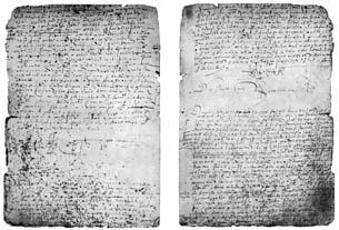 Acta de la fundacion de Lima