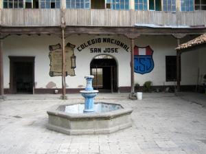 150 aniversario del Colegio San José de Jauja