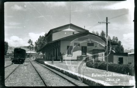 Ferrocarril de Jauja