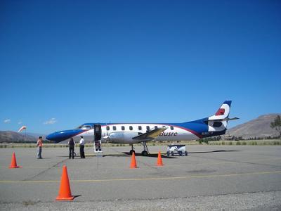 Aeropuerto de Jauja Lc Busre