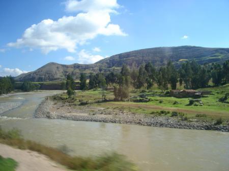 Paisaje Valle Jauja