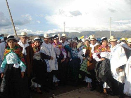 Cortamonte en Huarancayo - Jauja